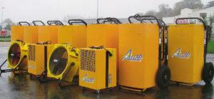 assechement d'air, des matériels performants pour lutter contre votre dégât des eaux
