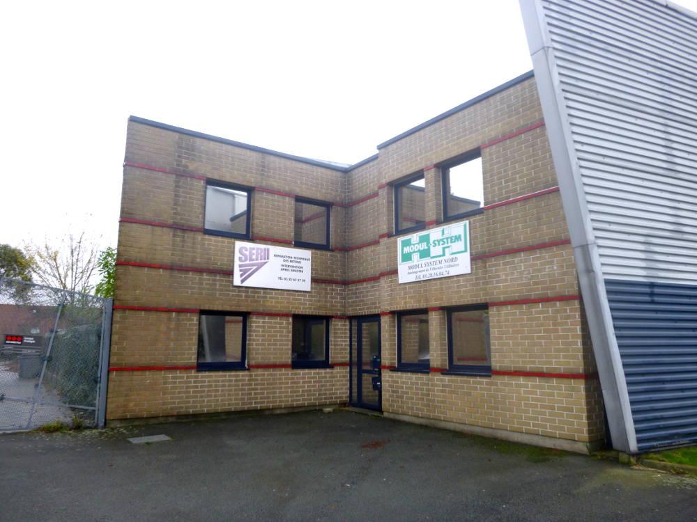 les bureaux Serii Lesquin