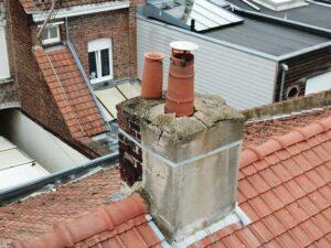 inspection cheminée par drone