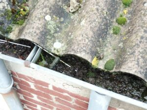 inspection toiture par drone
