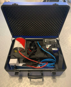détecteur acoustique Aqua M100 permet de faire de la localisation de fuite